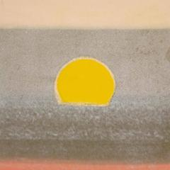 Andy Warhol - Sunset (Yellow) by Andy Warhol