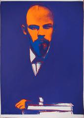 Lenin 402 Trial Proof by Andy Warhol