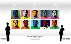 Mao, Complete Portfolio by Andy Warhol