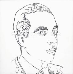 Vincente Minnelli by Andy Warhol