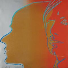 Shadow (FS IIB.267) by Andy Warhol