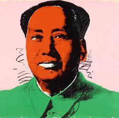 Mao (FS II.94) by Andy Warhol