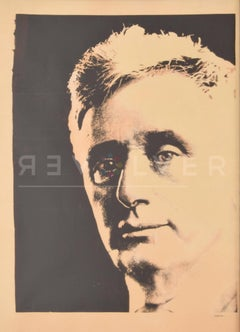 Louis Brandeis (Unique) by Andy Warhol
