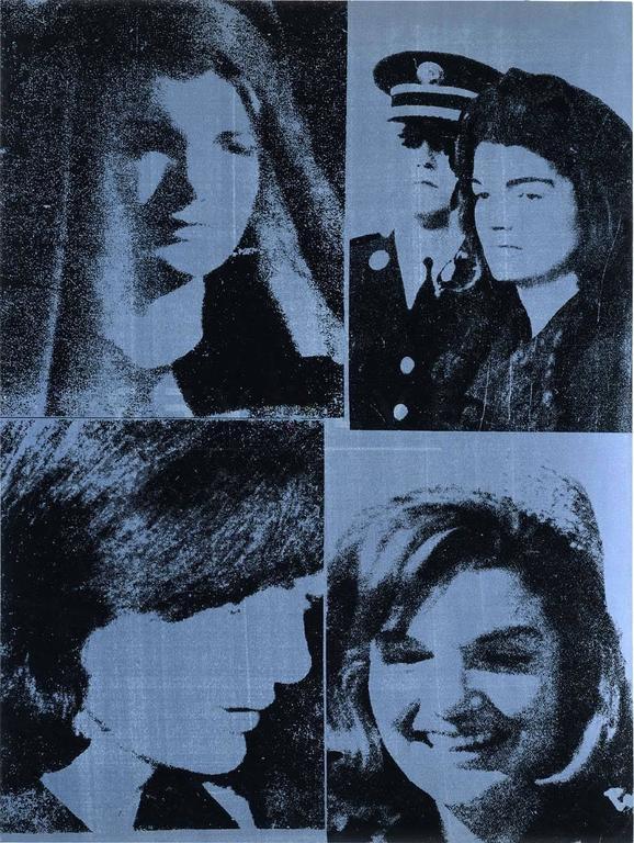 Jacqueline Kennedy III (FS II.15) by Andy Warhol
