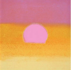 Sunset (Unique) (Pink/Yellow)