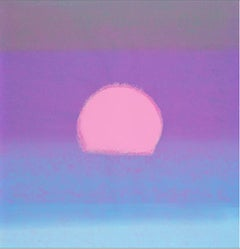 Sunset (Unique) (Purple/ Blue)