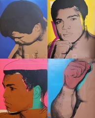 Muhammad Ali Complete Portfolio (FS II.179-182)