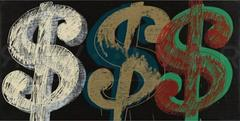 Triple Dollar Sign