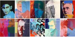 Ten Portraits of Jews of the Twentieth Century (Full Suite FS. II. 226-235)