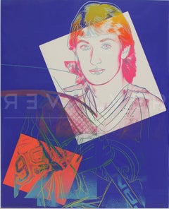 Andy Warhol - Wayne Gretzky (FS II.306)