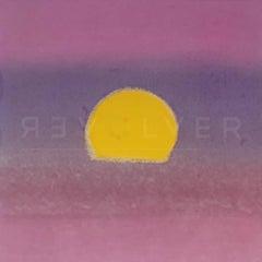Sunset (Purple/Yellow/Pink)