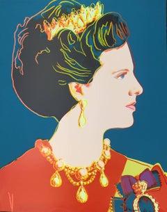 Queen Margrethe II of Denmark (FS II.343)