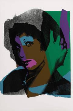 Ladies and Gentlemen 132 by Andy Warhol