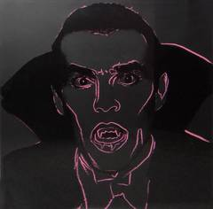 Dracula 264 by Andy Warhol