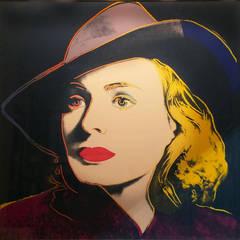Ingrid Bergman: With Hat (UNIQUE Trial Proof)