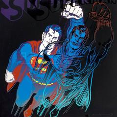 Superman (FS II.260) by Andy Warhol