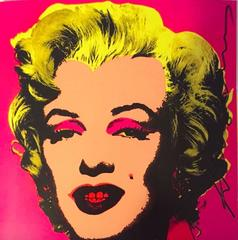 Marilyn Invitation (Castelli Graphics)