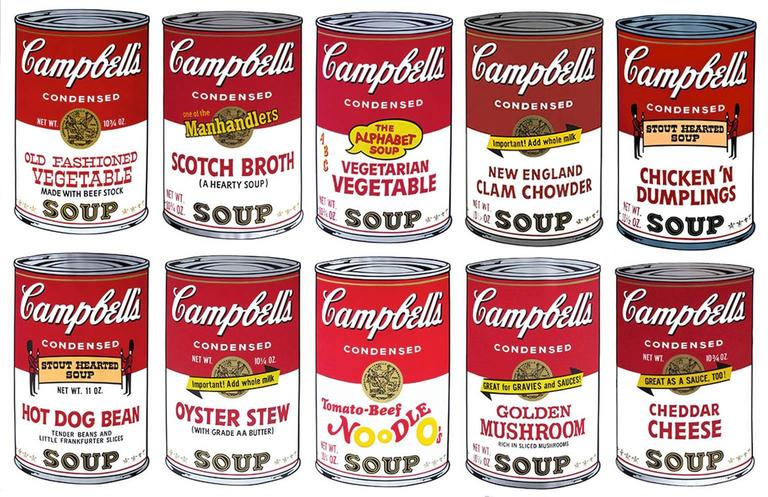 campbells tomato soup american dreams essay Since then, campbell's tomato has become an indispensable fixture in   campbell's is still among the top 10 grocery items that americans buy.