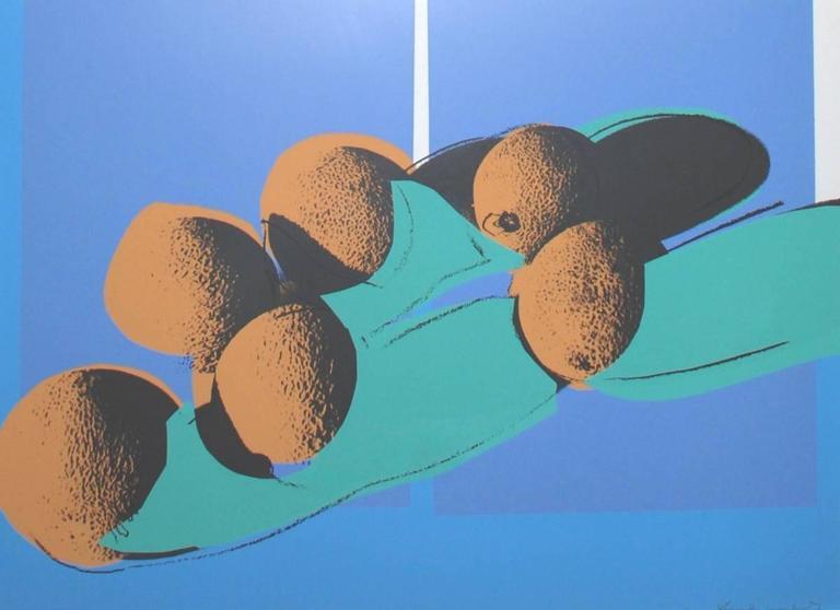 Space Fruit Cantaloupes (FS II.201)