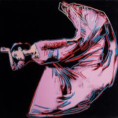 Letter to the World (The Kick) 389 by Andy Warhol