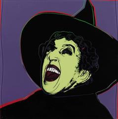 Witch 261 by Andy Warhol
