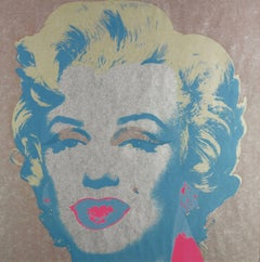 Marilyn Monroe 26 by Andy Warhol