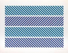 Untitled - screenprint abstract prints op art contemporary art