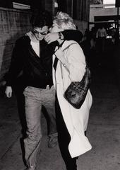Madonna & Sean Penn, New York 1986