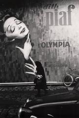 Edith Piaf at the Olympia, Paris, 1960