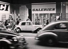 Galeries Lafayette, Paris, 1954