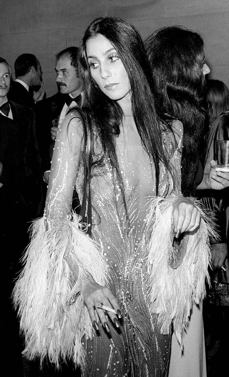 Ron Galella - Cher, Met Gala, New York, 1974 1