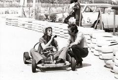 Unknown - Jane Birkin & Serge Gainsbourg, 1969 Original press print