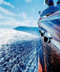 Classic motorboat RIVA Aquarama