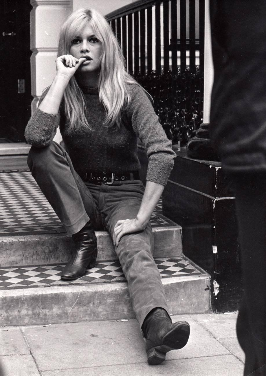 Brigitte Bardot, London, 1966 1
