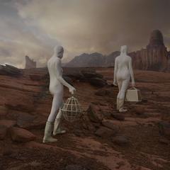 Journey to Erebus Mons