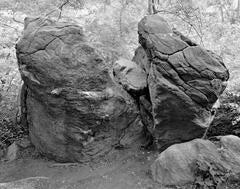 Split Rock, The Rambles, Central Park 2014