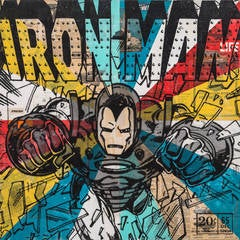 Fresh Iron Man