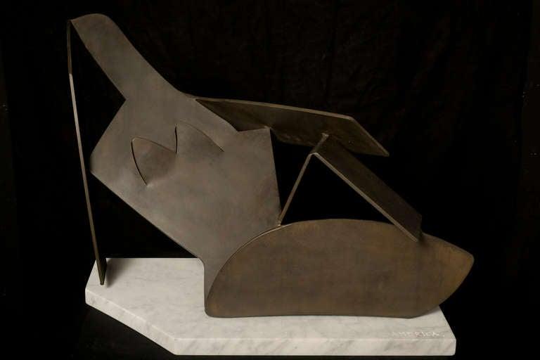 America Martin Figurative Sculpture - Woman at Rest