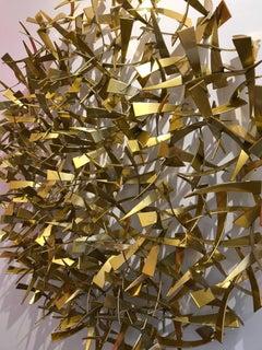 Brass Tax-Wall Sculpture
