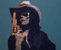 Scorpion III, Cowgirl in Sunglasses