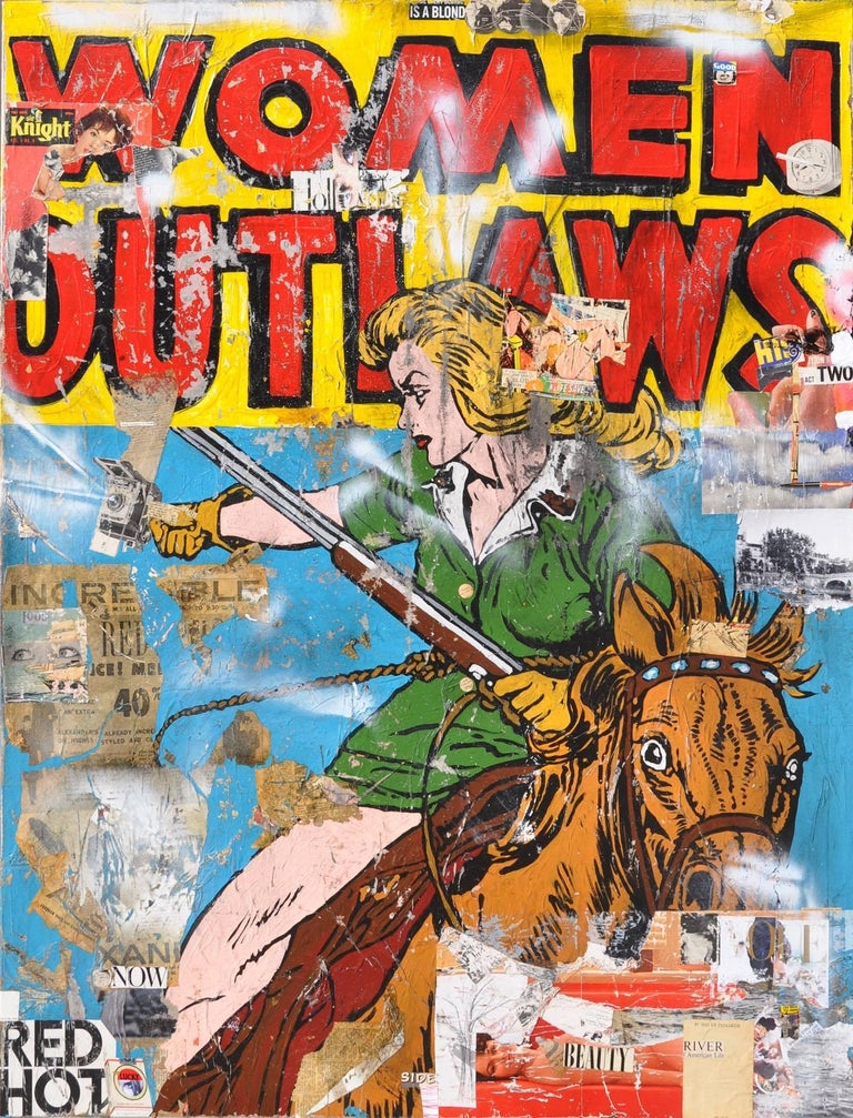 Woman Outlaw (Cowgirl)