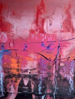 Super Duper Duper Super Scrape Painting