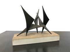 Union Study Abstract Sculpture