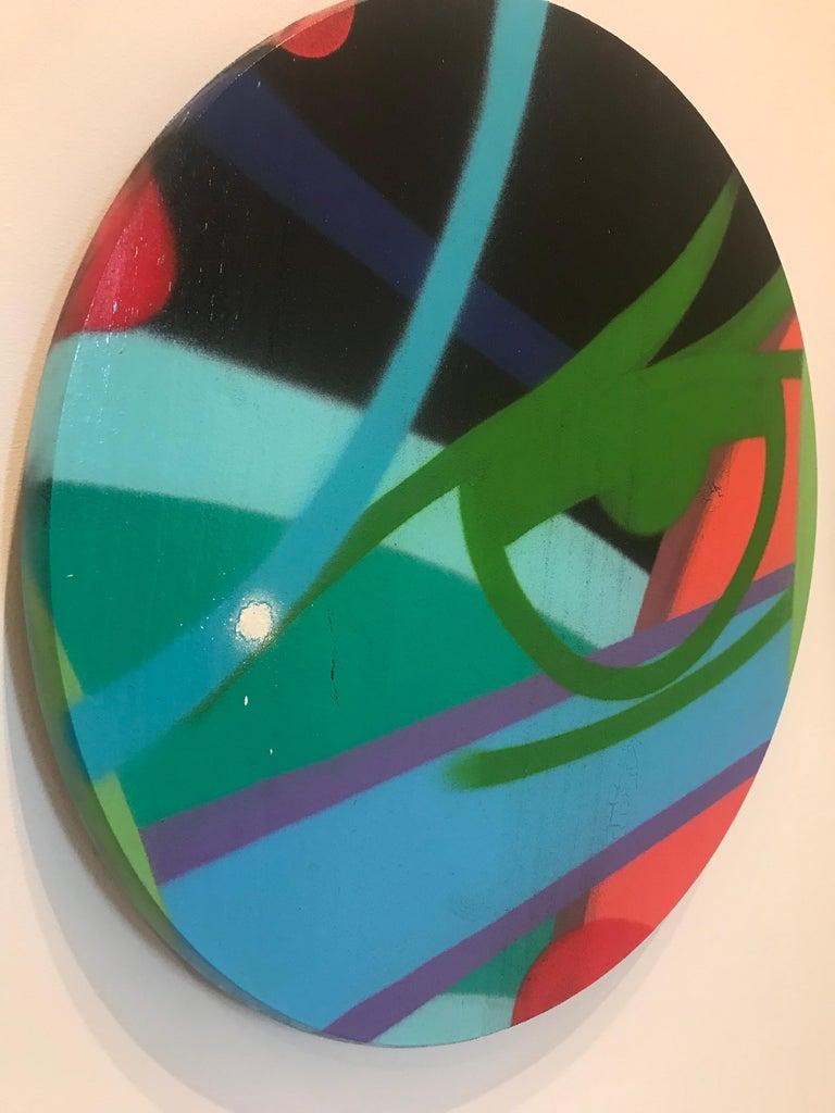 Untitled 6, John CRASH Matos, Spray Paint, Graffiti/Street Art (Figurative) For Sale 1