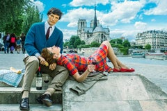 Notre Dame, Suzanne Heintz, Staged Figurative Photography with Mannequin, 2013