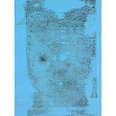 """DARWIN'S CORAL #2304  48 x 35.75"""""""