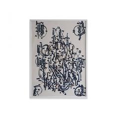 Calligraphy Series I