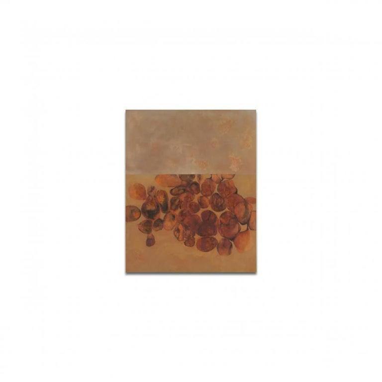 Jen Bradford Abstract Painting - SEVERED