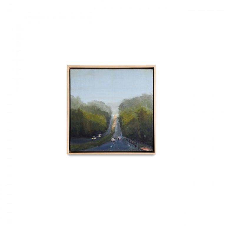 Jamie Kirkland - Jamie Kirkland, oil on canvas with frame, HOME ...