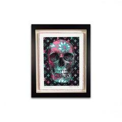 Robert Mars/Stephen Wilson Skulls Collaboration 1